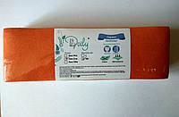 Полоски для депиляции (оранжевые). Doily (Украина) 100 шт.