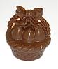 Пасхальная шоколадная корзина в брендированной упаковке