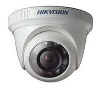 Видеокамера купольная цветная Hikvision DS-2CE55A2P-IRP (3.6 мм)
