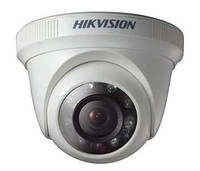 Видеокамера купольная цветная Hikvision DS-2CE55A2P-IRP (2.8 мм)