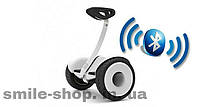 Гироскутер.сигвей.  ninebot mini segway white bluetooth