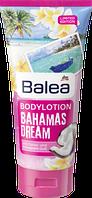 Увлажняющий лосьон для тела Balea Bahamas Dream Cocos & Frangipani, 200 ml
