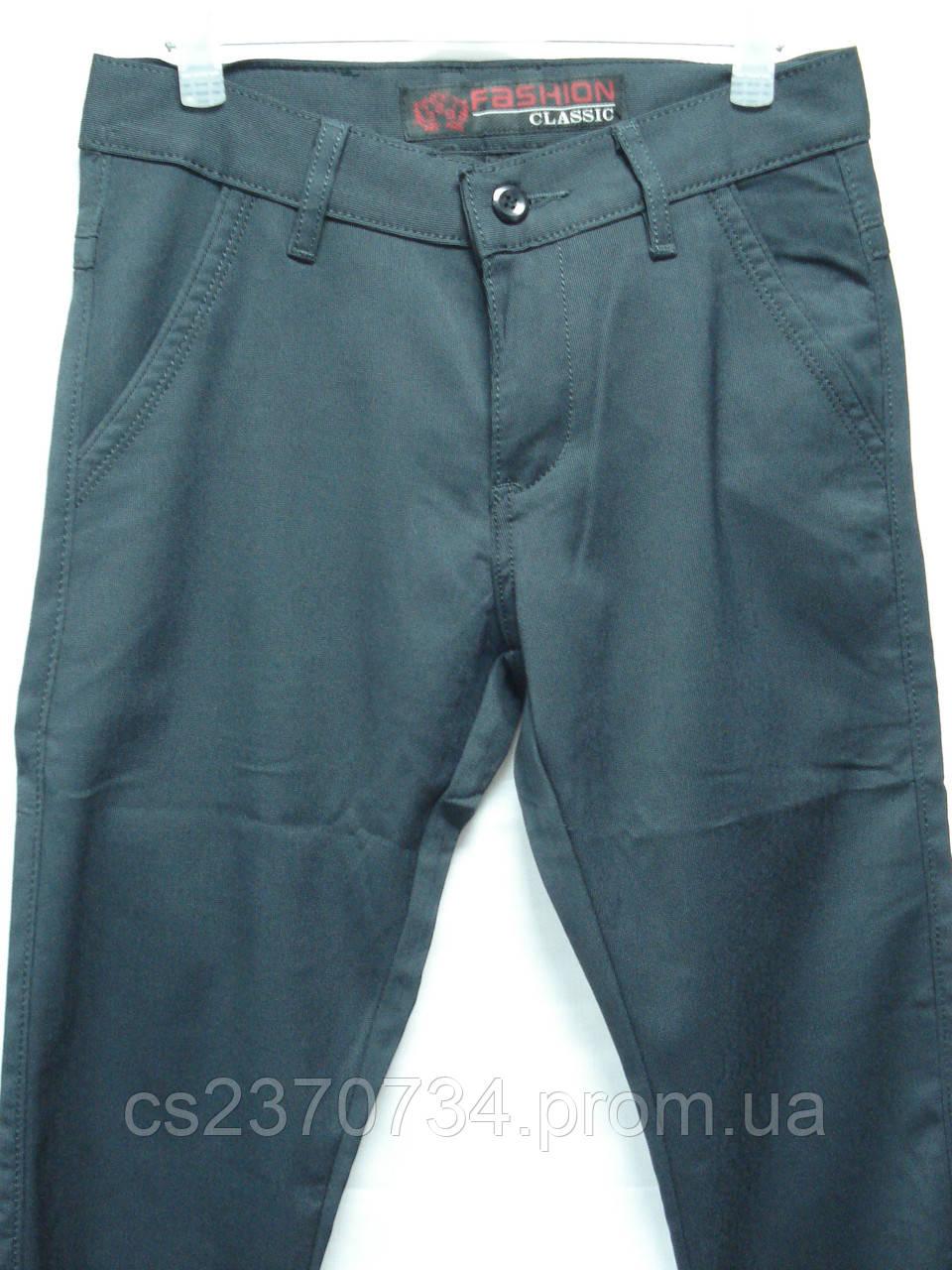 Джинсы-брюки мужские  Basanjiu  9493 черные (разм.30,))