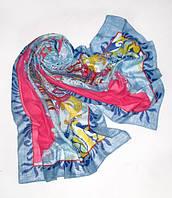 Парео, легкий летний шарф