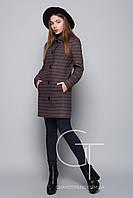 Демисезонное женское пальто X-Woyz! PL-8586