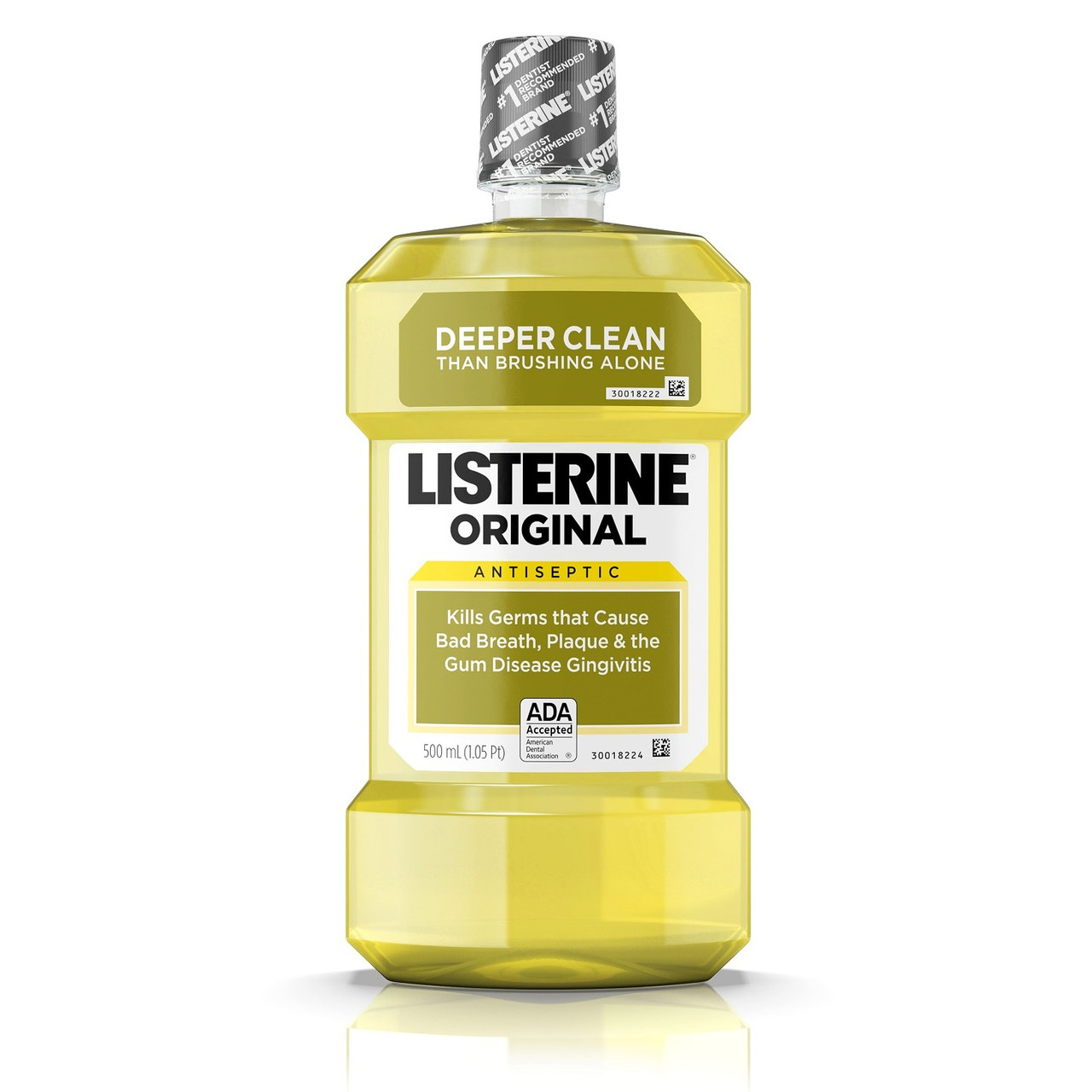 Ополіскувач Listerine Antiseptic Original 500 мл