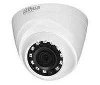 1 МП 720p HDCVI видеокамера  DH-HAC-HDW1000RP-S3 (3.6 мм)