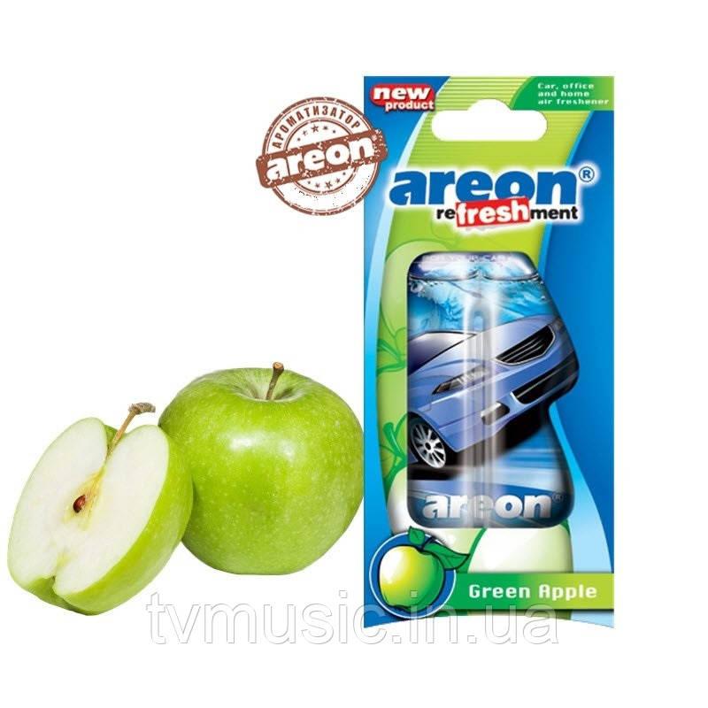 Ароматизатор Areon Liquid Green Apple / Зеленое яблоко