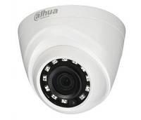 4 МП HDCVI WDR видеокамера  DH-HAC-HDW2401MP (2.8 мм)