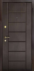Двери входные металлические: Стандарт-3