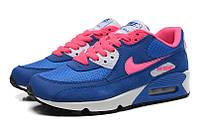 Nike Air Max 90 Dark Blue Pink White
