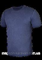 Стрейчовая футболка мужская под джинс 48