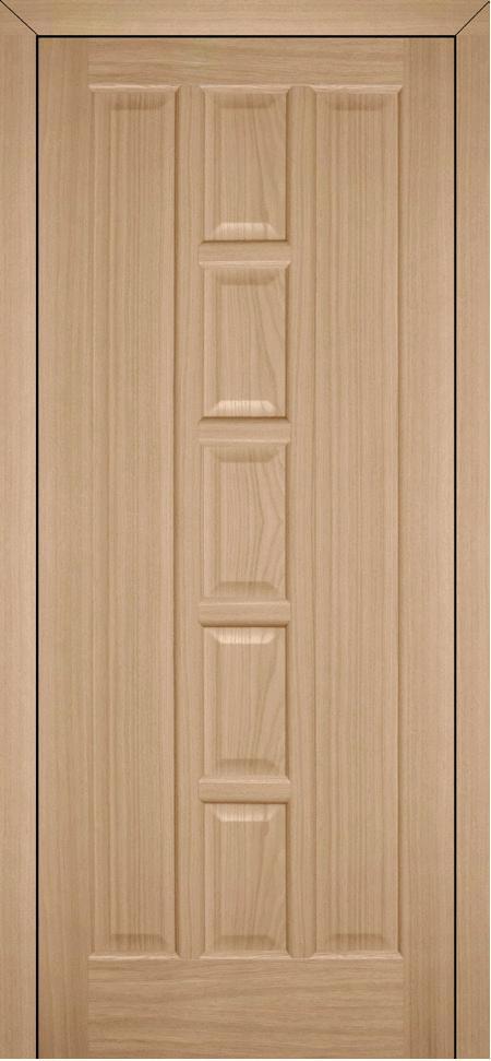 Двери Турин ПГ светлый дуб Галерея дверей