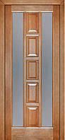Двери межкомнатные Турин ПО светлый дуб (Галерея дверей)