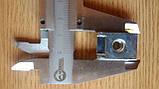 Монтажні пластини заставні(металеві) під болт на 6, фото 7