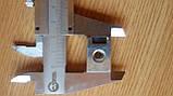 Монтажні пластини заставні(металеві) під болт на 6, фото 8