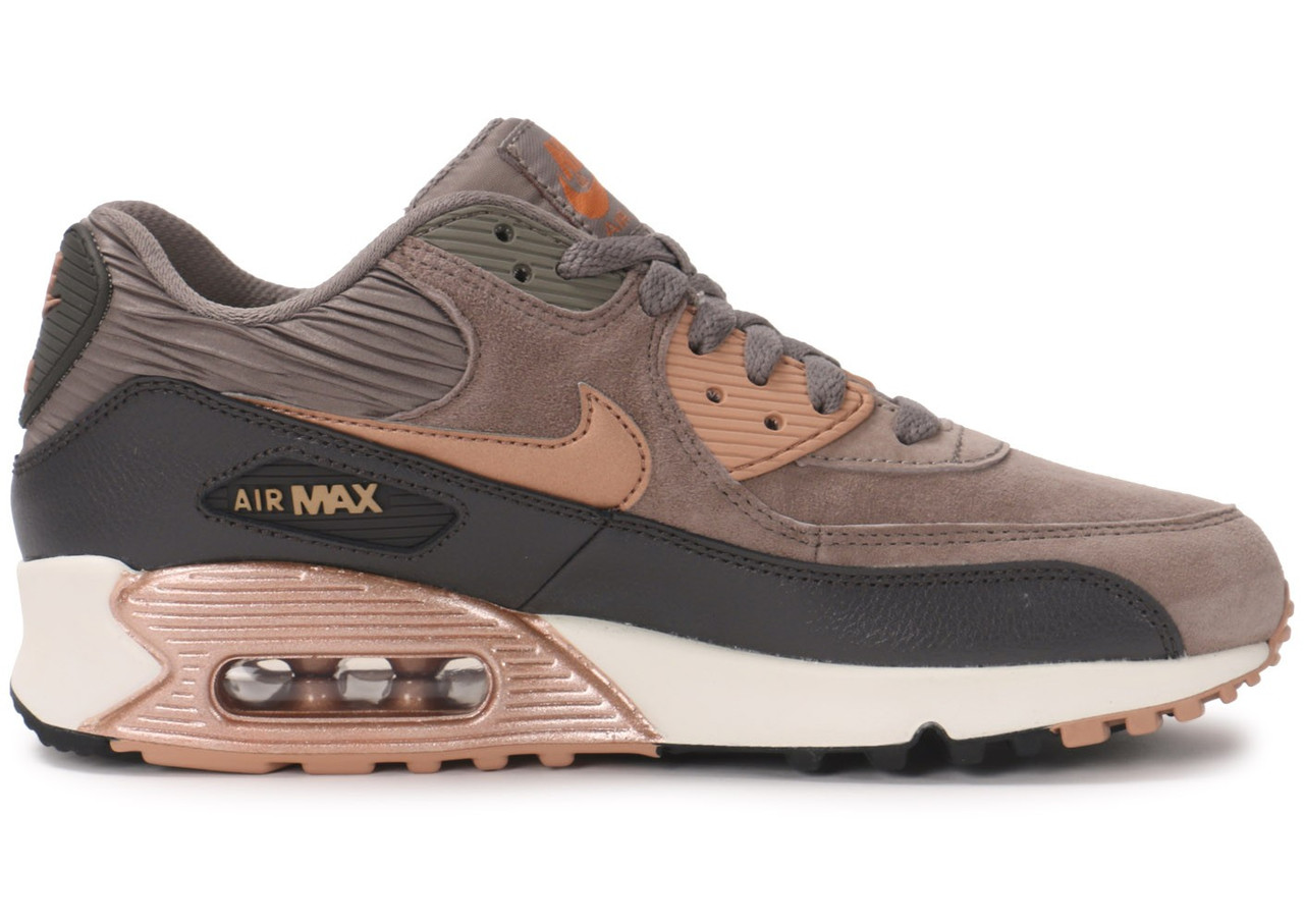 Кроссовки Nike Air Max 90 Iron Metallic Bronze