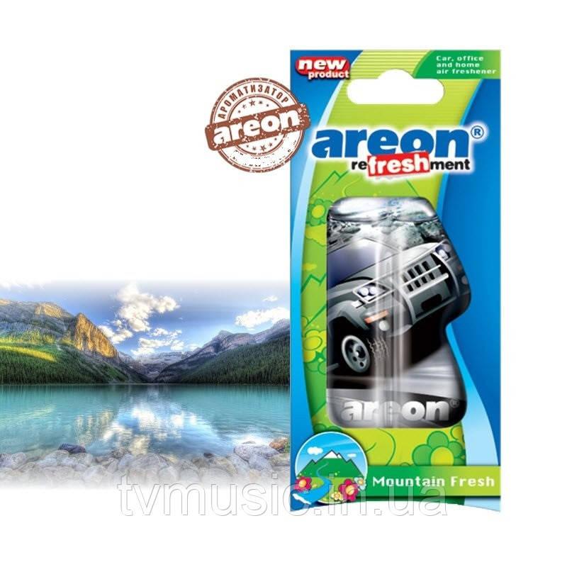 Ароматизатор Areon Liquid Mountain Fresh / Горная свежесть