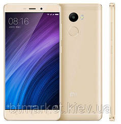 Смартфон Xiaomi Redmi 4A 2GB/16GB Gold (Сертифицирован в Украине UCRF)