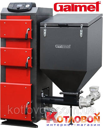 Котел с автоматической подачей Galmet GT-KWP, фото 2