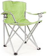 Кемпинговый складной стул QAT-21063: полиэстер 600 D, сталь, для держателя для мелочей, 3,5 кг