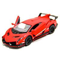 Машинка Kinsmart КТ 5370 Matte Lamborghini