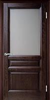Двери межкомнатные Максима-3 ПО темный орех (Галерея дверей)