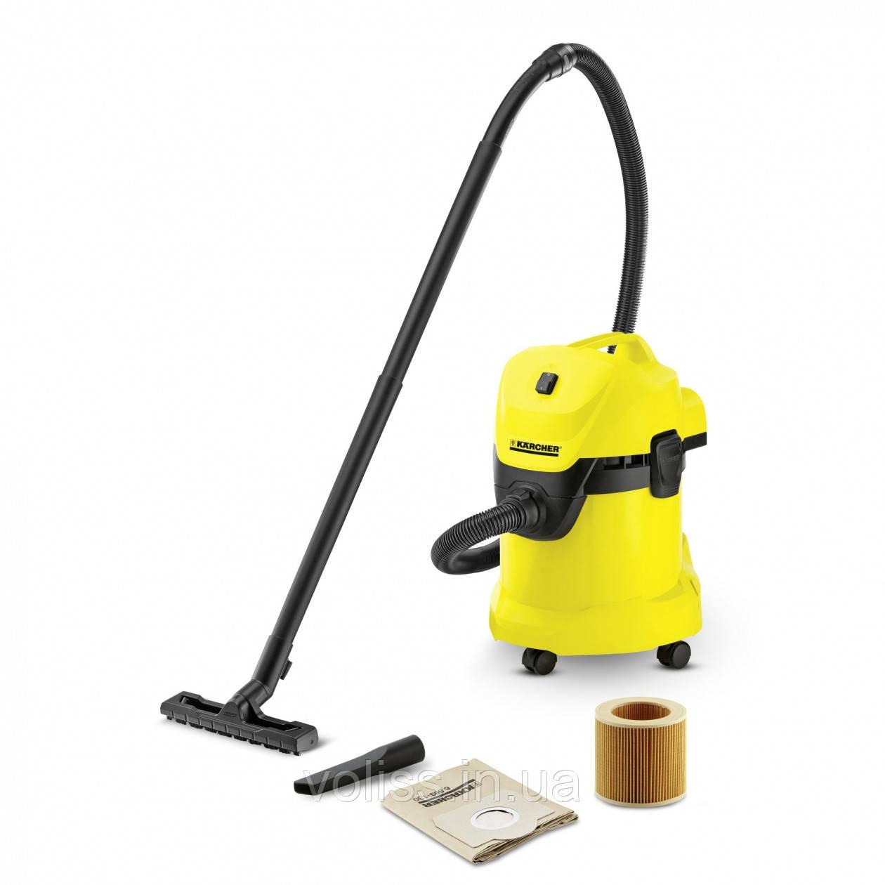 Пылесос для сухой уборки KARCHER WD 3