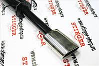 Глушитель прямоточный STINGER с насадкой   для а-м ВАЗ 2115