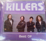 Музыкальный CD-диск. The Best Of - The Killers
