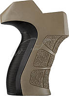 Рукоятка пистолетная ATI Scorpion для AR15 ц:песочный, фото 1