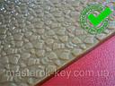 Полиуретан листовой набоечный BISSELL-WINTER (Италия), р. 200*200*6мм, цв. бежевый