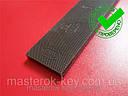 Полиуретан листовой набоечный BISSELL, art.100310T, р. 260*42*8мм, цв. коричневый