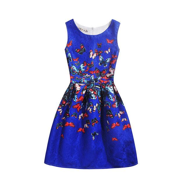 Детское платье СС7103