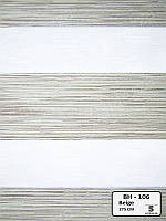 Рулонные шторы День-Ночь с закрытой системой - BH-104