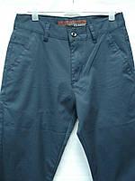 Джинсы-брюки Basanjiu синие 7803 (разм.29,31,32)