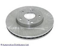 Тормозной диск передний Toyota Camry V30 R15 2001-->2006 Blue Print (Великобритания) ADT34378