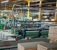 Проектирование и модернизация деревообрабатывающих производств