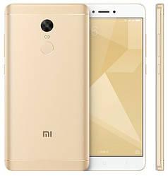 Смартфон Xiaomi Redmi Note 4x Gold 3/32Gb (Сертифицирован в Украине UCRF)
