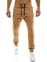 Мужские штаны Athletic карамельные