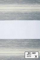 Рулонные шторы День-Ночь ЕКО (открытого типа)  - BH-602