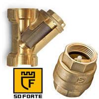 Фильтр грубой очистки и клапан обратный SD FORTE
