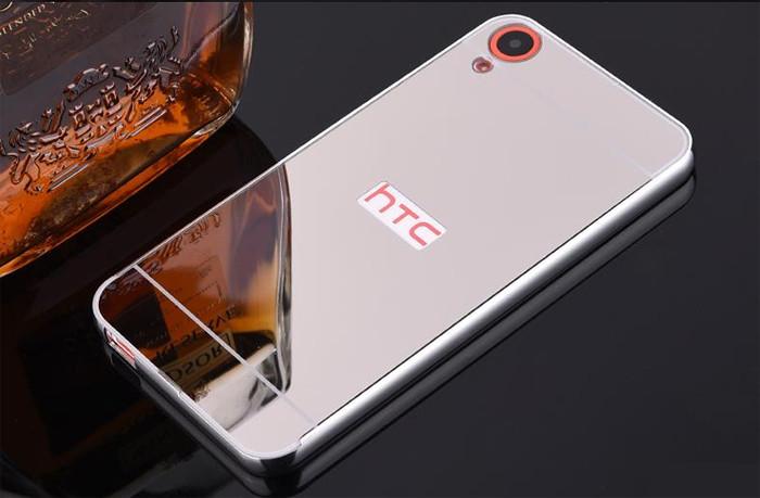 Алюминиевый чехол бампер для HTC 820