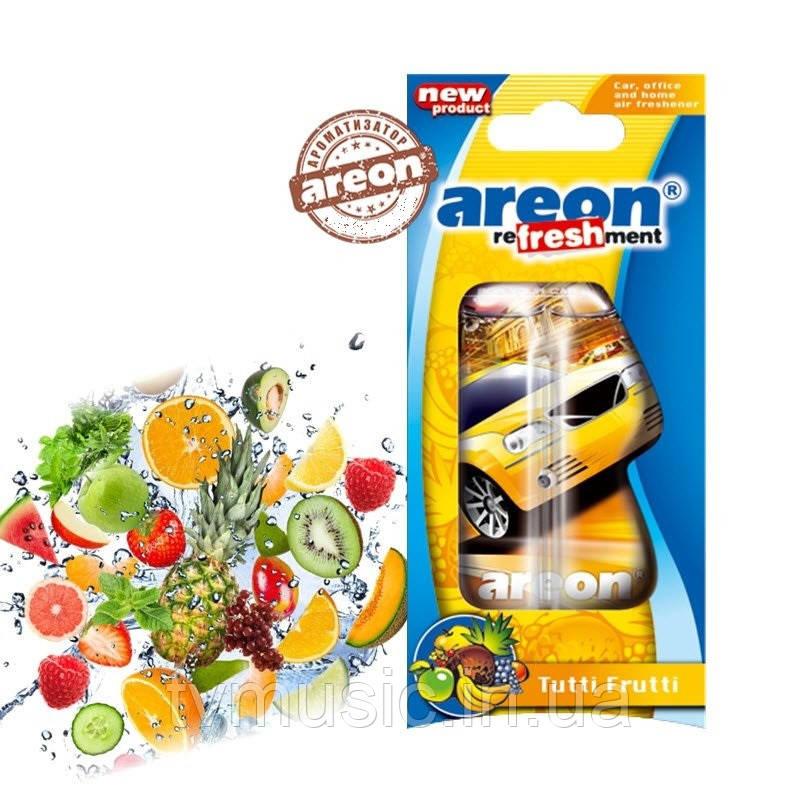 Ароматизатор Areon Liquid Tutti Frutti / Тутти Фрутти