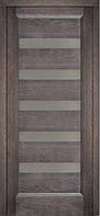 Двери межкомнатные Горизонталь-2 ПО седой дуб (Галерея дверей)