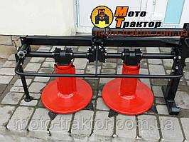 Коса роторная КР-09М для мототрактора