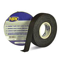 Высокотемпературная изоляционная лента HPX на тканевой основе (вискоза) 19 мм*25 м