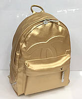 Женский рюкзак Chanel  из кожзаменителя , фото 1