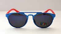 Разноцветные солнцезащитные очки-авиаторы для детей