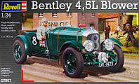 Автомобиль Bentley 4,5L Blower, 1:24, Revell